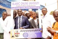 IOU @10 Year celebrations in the Gambia